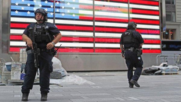 Policisté podezřelou tašku odpálili - Ilustrační foto.