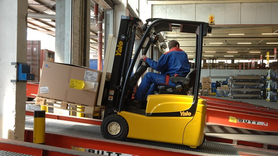 Yale CZ se chce během dvou let dostat do pětice největších prodejců vozíků na českém trhu.