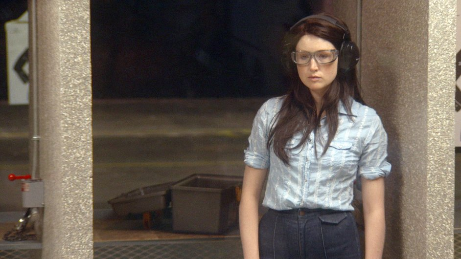 Film Kate Plays Christine bude v pátek od 22 hodin také v Česku vysílat stanice Sundance TV.