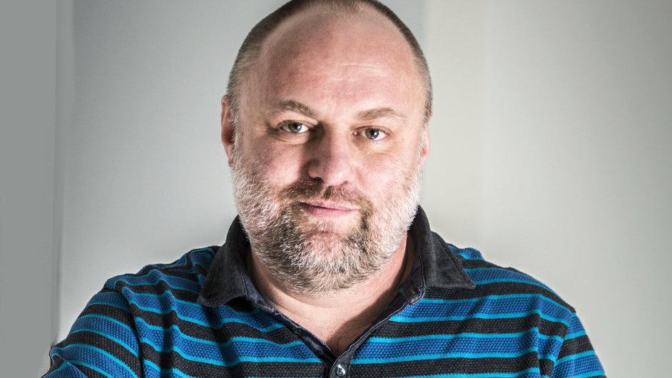 Jan Cizner, zástupce šéfredaktorky v deníku E15