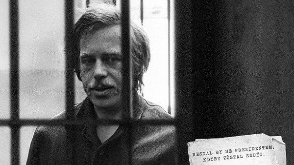 Fotomontáž Václava Havla v kampani Amnesty International