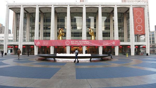 V Lincolnově centru na newyorském Manhattanu sídlí Newyorská filharmonie, Metropolitní opera či Newyorský balet.