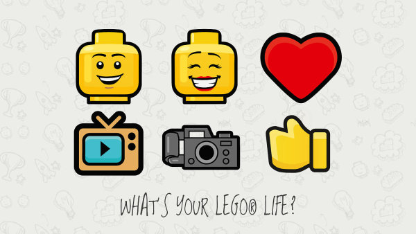 aplikace lego life