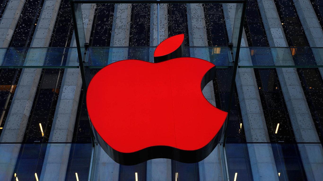 Apple – nejcennější společnost světa