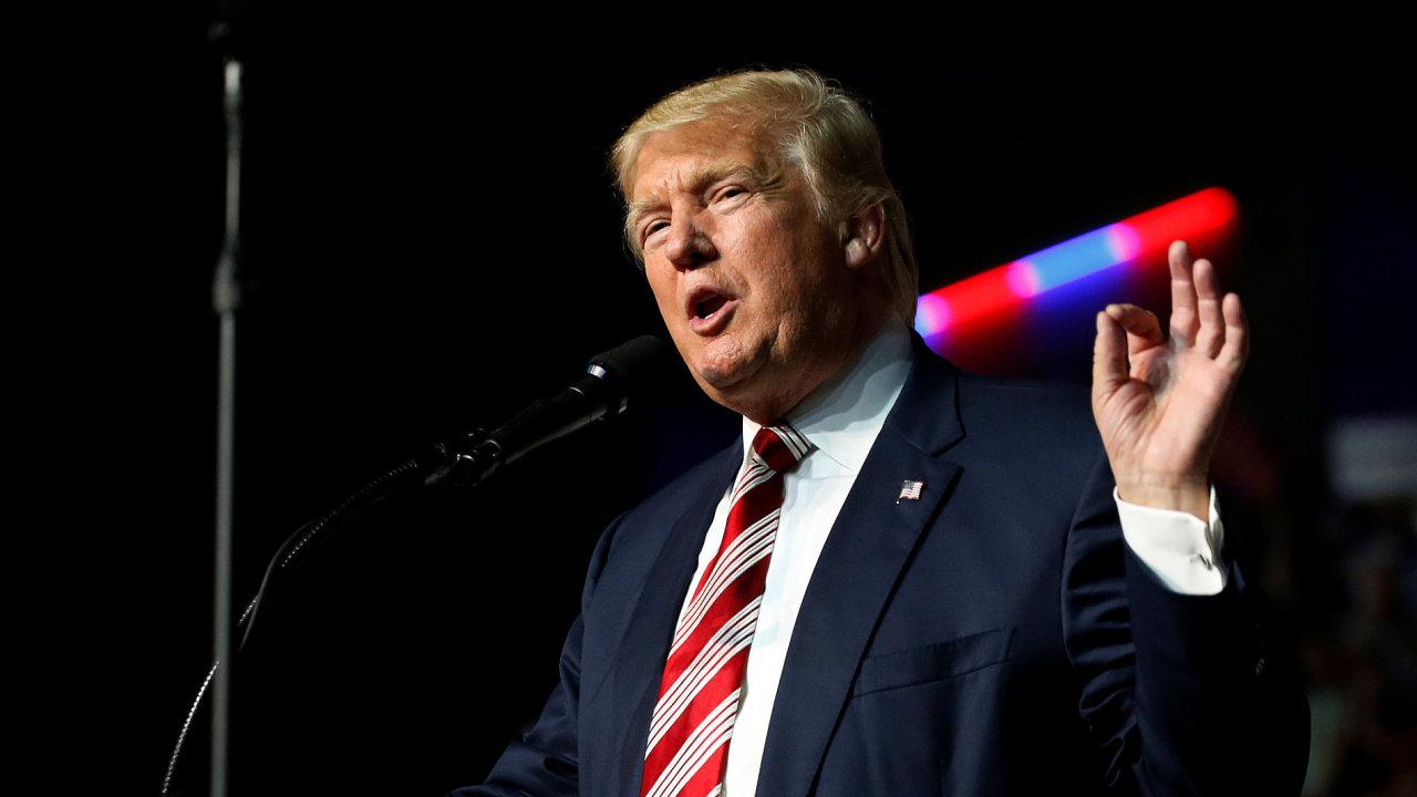 Donald Trump, USA, volby, prezident