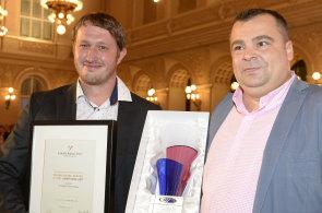 Čtrnáctý ročník soutěže Vinař roku vyhrálo vinařství Spielberg