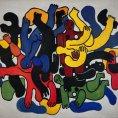 Krása je v Métách: tamní Pompidouovo centrum vystavuje malíře Fernanda Légera