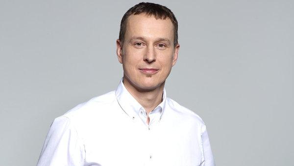 Viceprezident Vodafonu pro nefiremní zákazníky Petr Dvořák