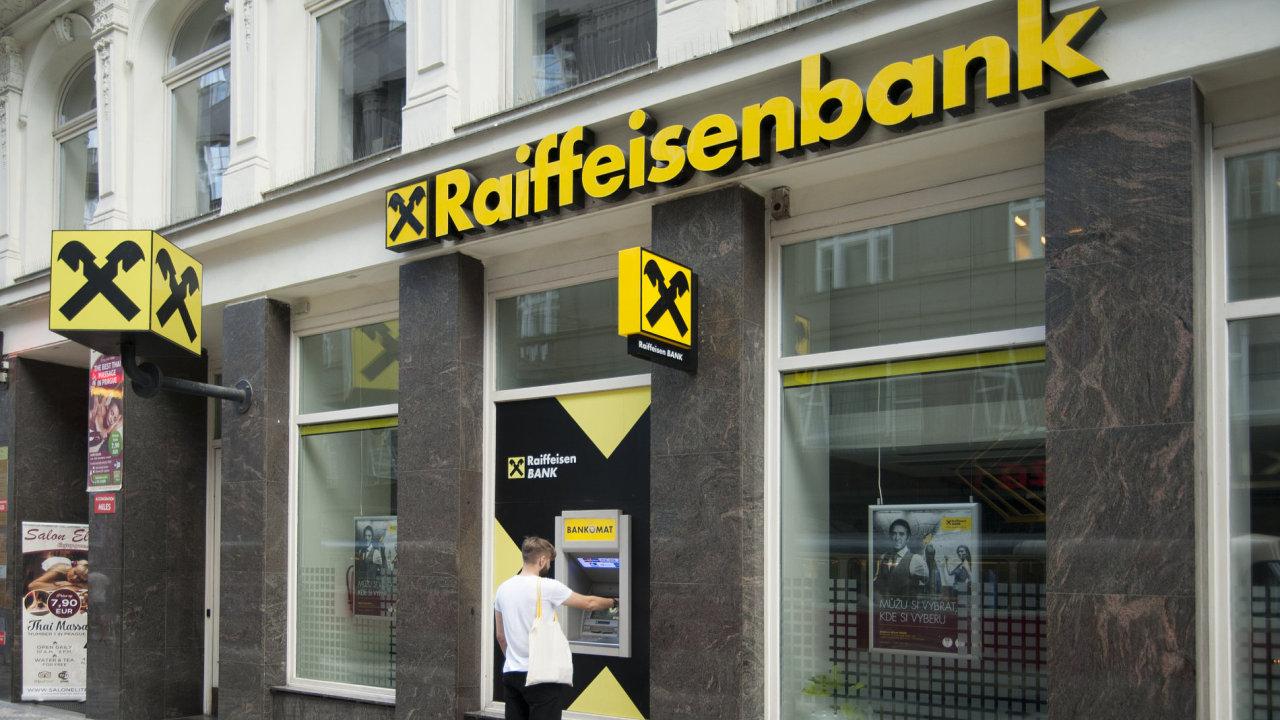 Raiffeisenbank, ilustrační fotografie