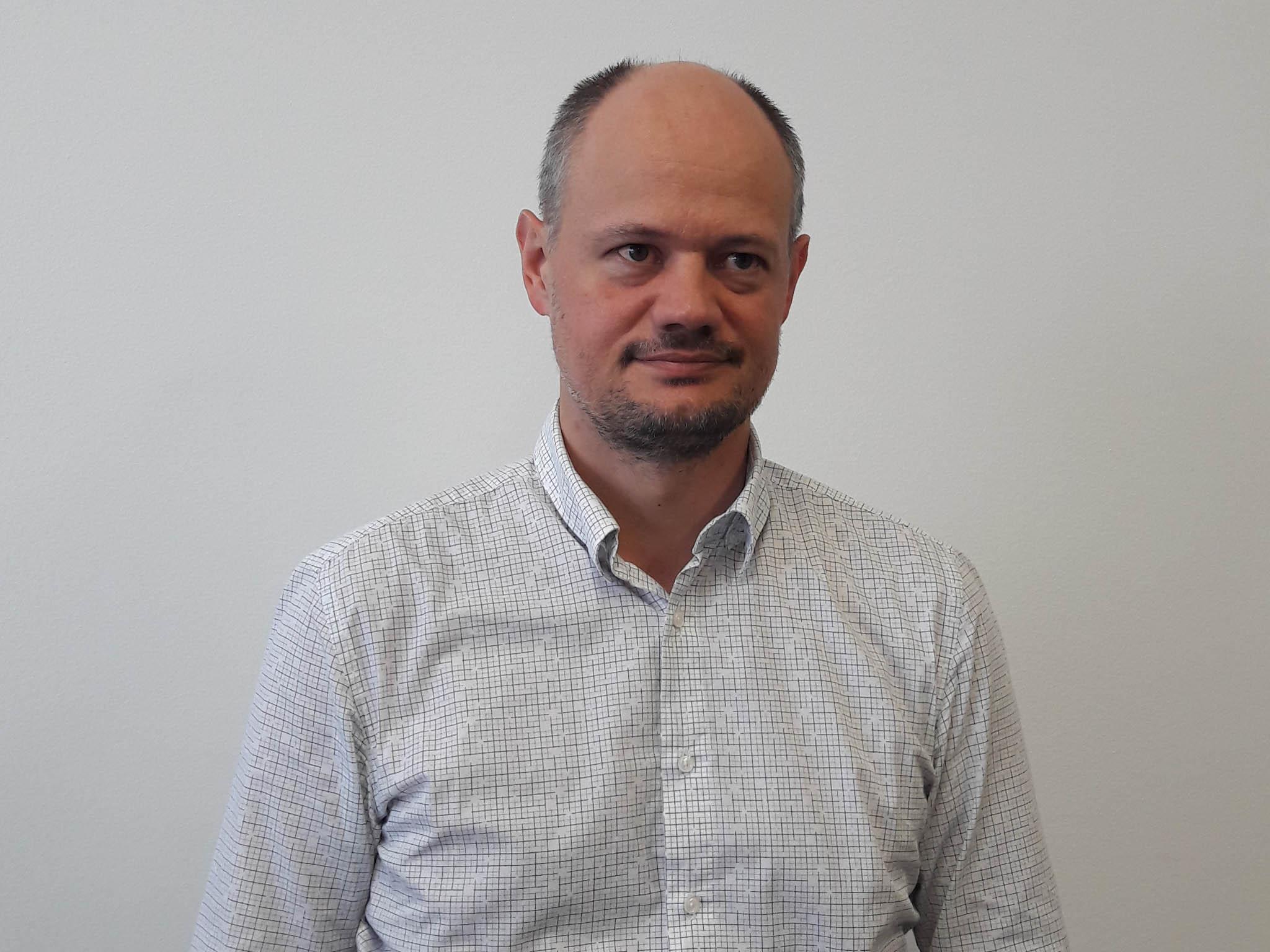 Josef Strnad, obchodní ředitel, Sellier & Bellot