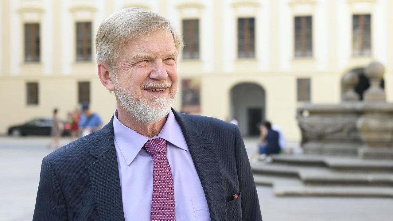 Michal Mazanec.