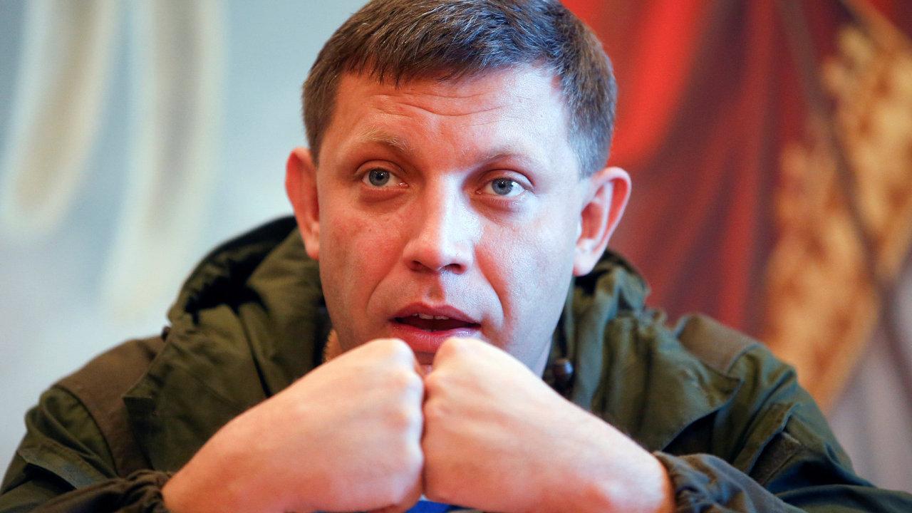 Alexandr Zacharčenko
