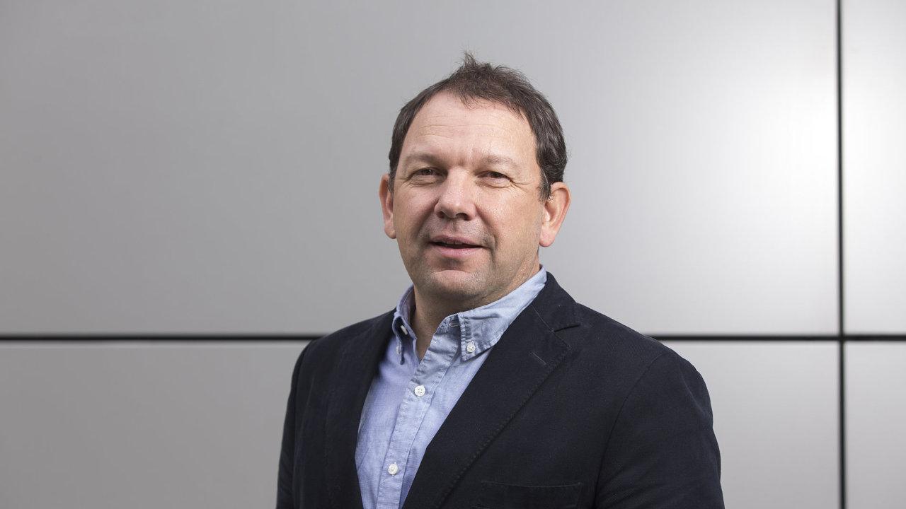 Michal Šnobr.