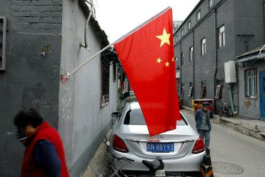 Čínská vláda nařídila všem státním kancelářím a veřejným institucím do tří let odstranit veškeré počítače a software, které nepochází z Číny - Ilustrační foto.