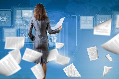 Podnikové správě obsahu dnes slouží více aplikací a služeb (ilustrační foto).