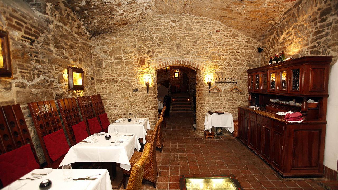 Biba Gourmand moc dlouho nepřežil ani legendární Le terroir šéfkuchaře Jana Punčocháře.