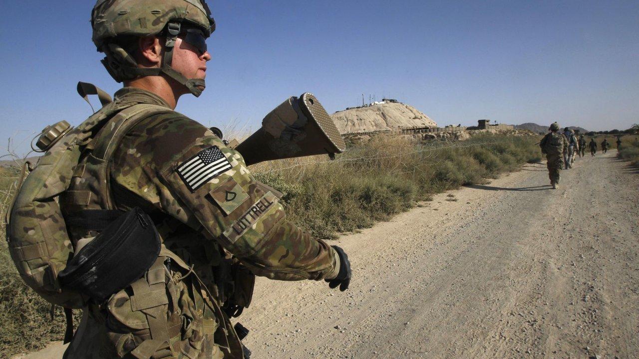 Američtí vojáci obvinili banky z napomáhání terorismu (ilustrační foto).
