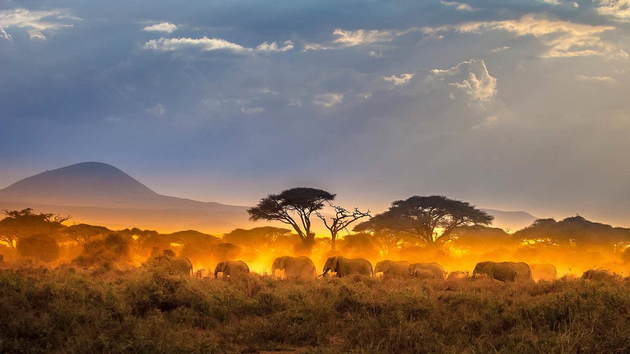 Afrika nám umí připomenout, jak krásný ifatální dokáže být každodenní život a boj o něj.
