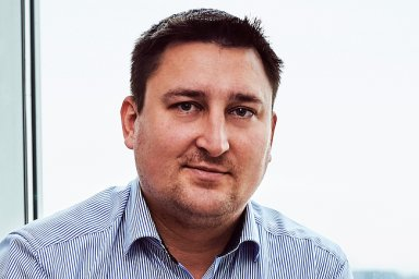 David Zeman, Sales Manager pro Infor Eastern Europe