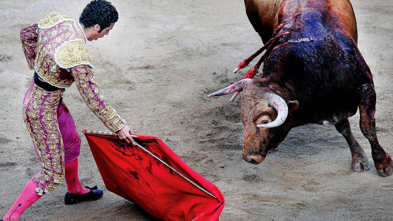 Tradiční krvavá zábava