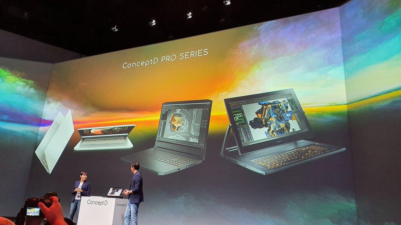 Letos Acer dodržel tradici představování unikátních počítačů s novou generací stylových notebooků Swift 5. Novinka se 14
