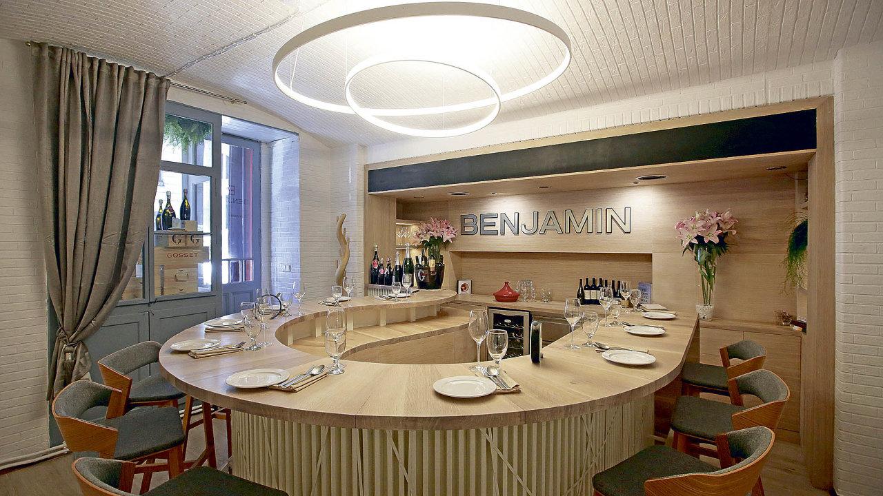 Restaurace Benjamin