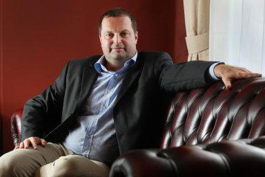 Radovan Vítek vlastní v CPI Property Group většinový podíl 87,8 procenta.
