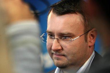 Bývalý ministr životního prostředí Pavel Drobil.
