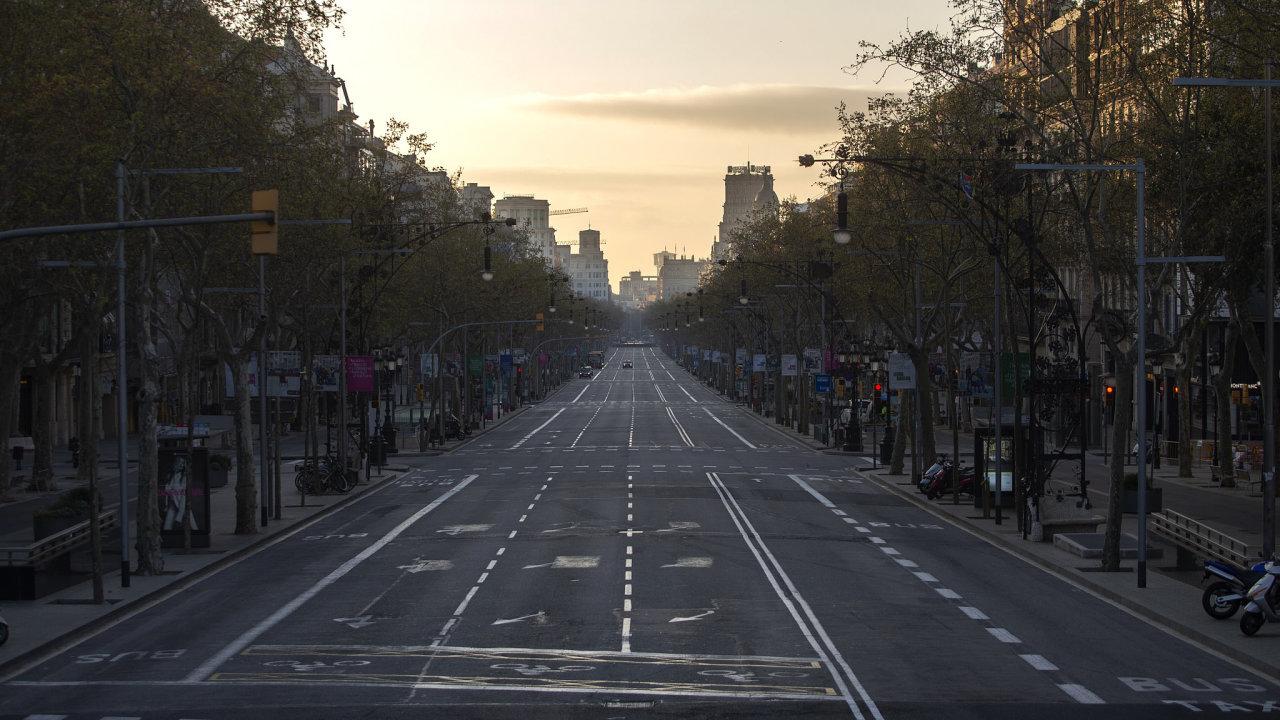 Barcelona koronavirus