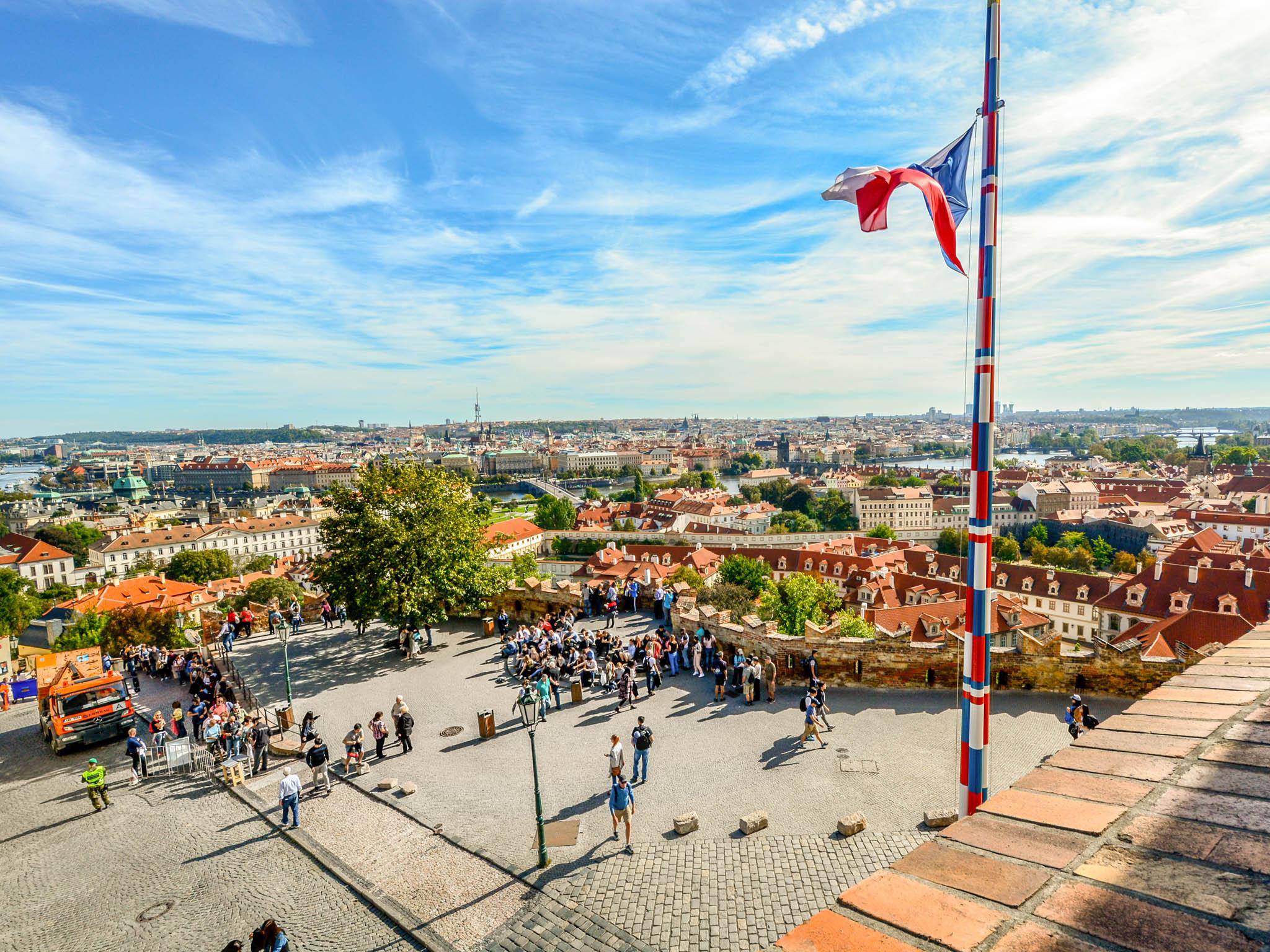 Česko se postupně přibližuje bohatším západním státům.