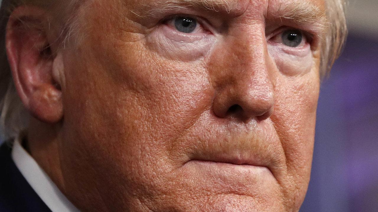 Amerika na prvním místě. Předchůdci Donalda Trumpa organizovali vpřípadech srovnatelných sdnešní pandemií mezinárodní reakci. Trump na něco takového rovnou rezignoval.