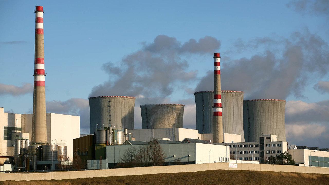 Výstavba nového reaktoru vDukovanech by mohla začít vroce 2029, uvedení doostréhoprovozu je plánované narok 2038.