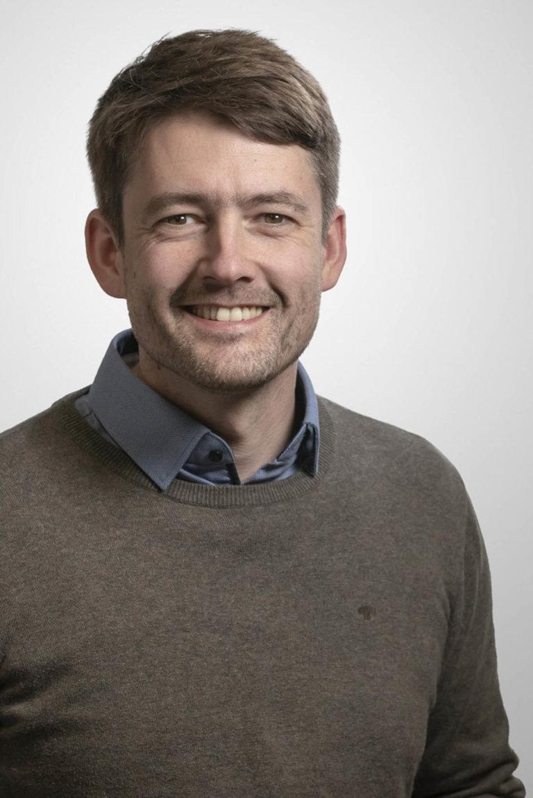 Německý vědec Ingo Isphording.