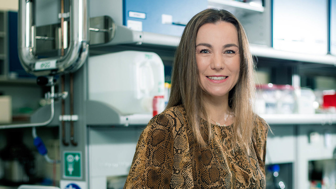 Kateřina Komrsková by se chtěla začít věnovat výzkumu kvality spermií umužů různých věkových kategorií, kteří prodělali covid-19.