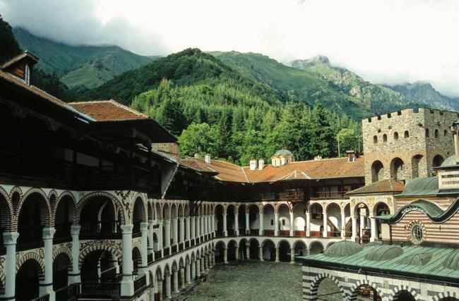 bulharsko, cestování