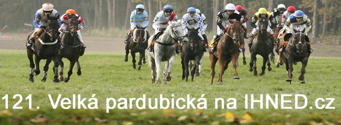 121. Velká pardubická na IHNED.cz