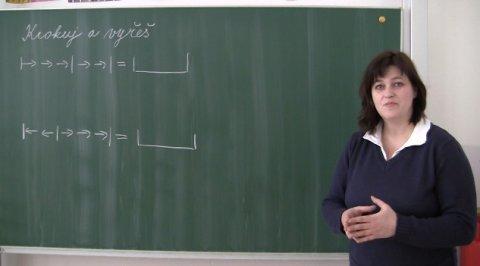 Učitelka matematiky, ilustrační foto z videa