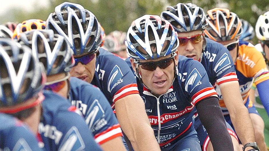 Lance Armstrong a stáj US Postal