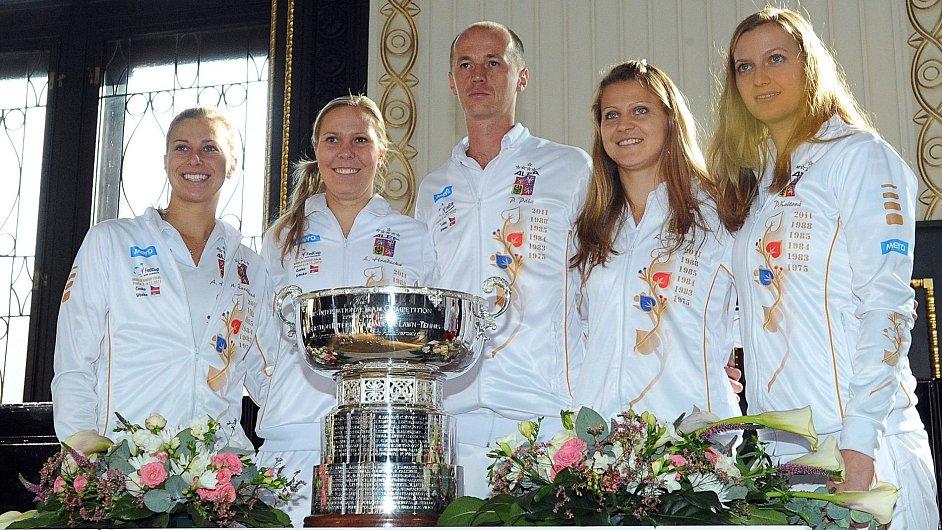 Český fedcupový tým