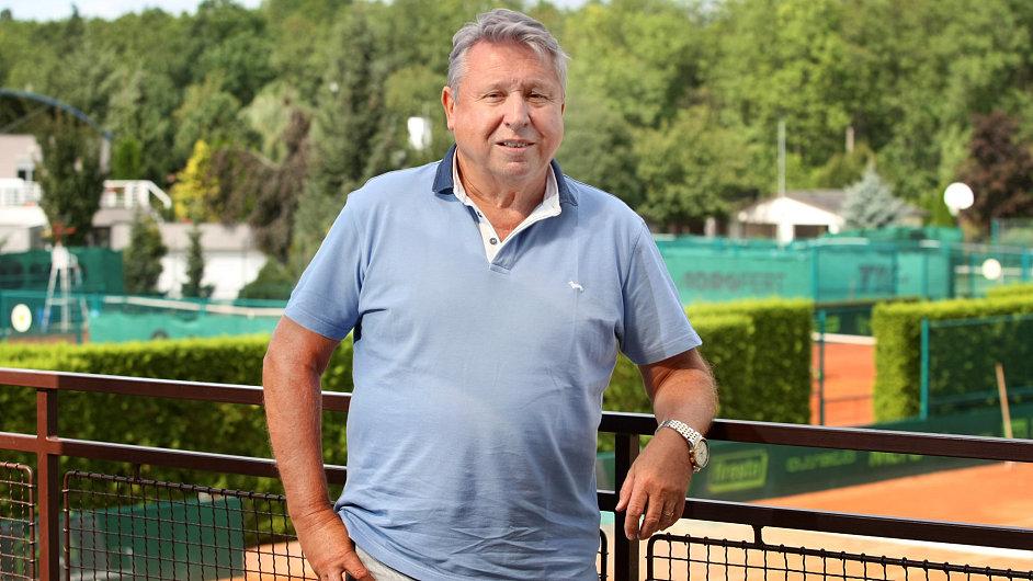 Šéf České sportovní Miroslav Černošek