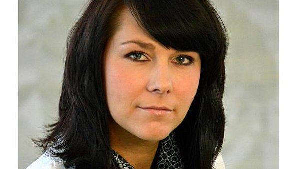 Ivana Buriánková, manažer odboru externí komunikace České pojišťovny.