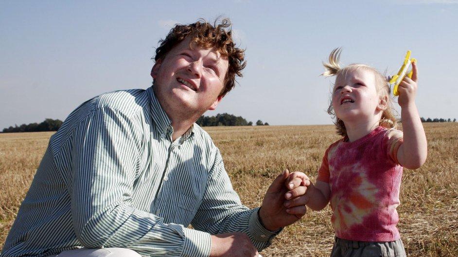 Aktivní otcovství - ilustrační foto