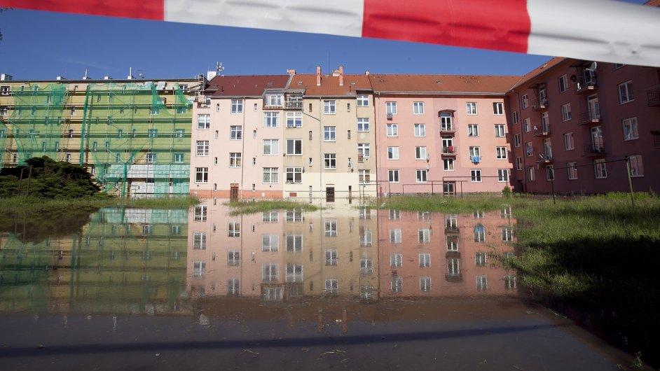 Ústí nad Labem, Střekov, 5. června 2013