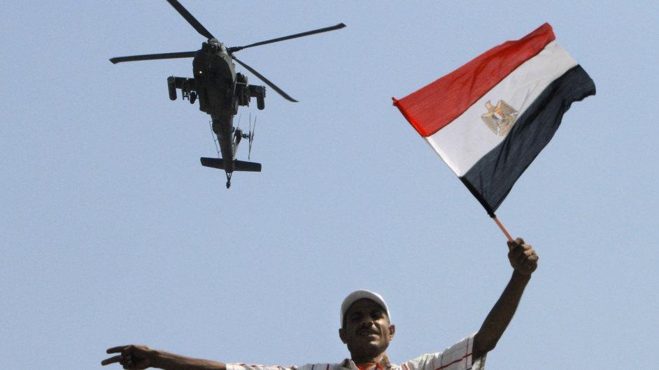 Egypt znovu demonstruje.