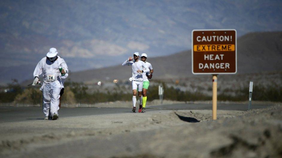 Ultramaraton Badwater, nejtvrdší běžecký závod na světě