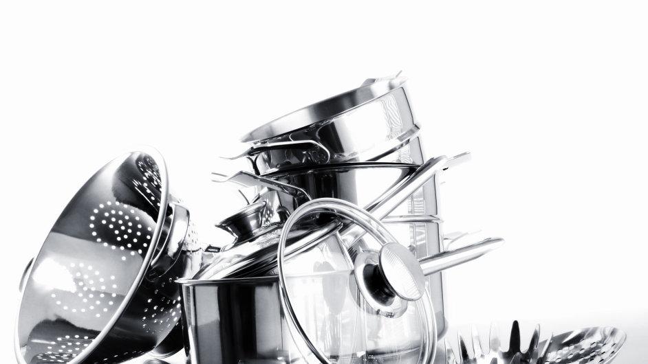 Kuchyňské zboží, ilustrační foto