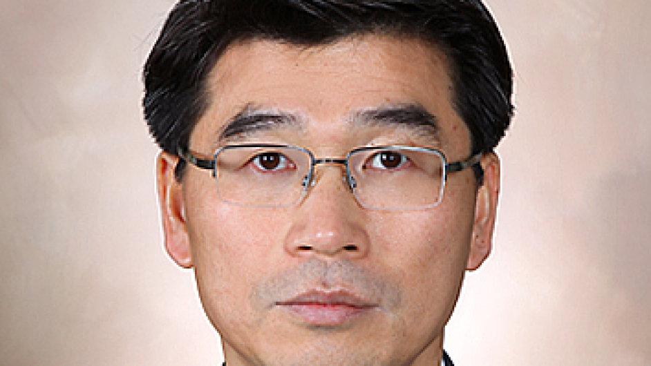 Mr. Ho Sung Song, prezident Kia Motors Europe LR