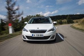 Peugeot 308 rozbíjí klišé, že s francouzskými auty se nedá jezdit sportovněji