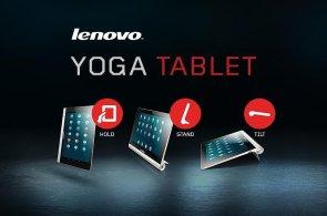Vyzkoušeli jsme Lenovo Yoga Tablet, parametry má slabé, ale jako celek funguje velmi dobře