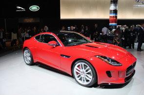 Živě z Los Angeles: Jaguar F-Type Coupe aspiruje na nejkrásnější auto výstavy